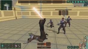 KOTOR II Gameplay