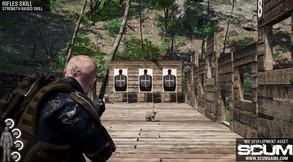 SCUM - Rifle and Sniping Skills