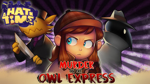Murder on the Owl Express