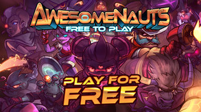 Awesomenauts - the 2D moba video