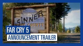 Announcement trailer - ESRB