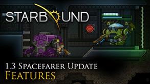 Starbound 1.3 Spacefarer Update