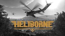 Heliborne video