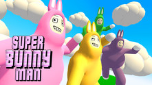 Super Bunny Man video