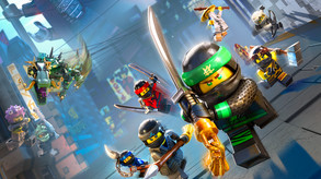 The LEGO® NINJAGO® Movie Video Game video
