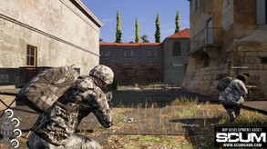 SCUM - Stealth, Camouflage, Awareness and Tactics