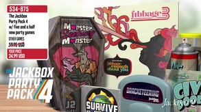 Video of The Jackbox Party Pack 4