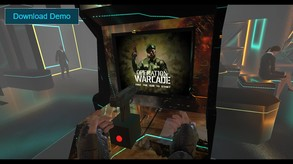 Video of Operation Warcade VR