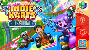 Video of Super Indie Karts