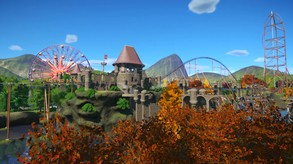 Planet Coaster Anniversary Update