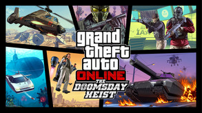 GTA Online: The Doomsday Heist (INT)