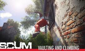 SCUM - ClimbingAndVaulting