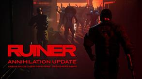 Annihilation Update