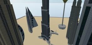 Skyscraper Climb VR