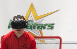 NetStars - VR Goalie Trainer