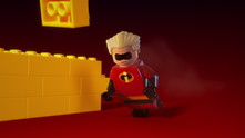 LEGO The Incredibles video