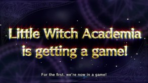 Video of Little Witch Academia: Chamber of Time