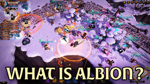 What is Albion?
