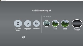 MAGIX Photostory Premium VR Steam Edition