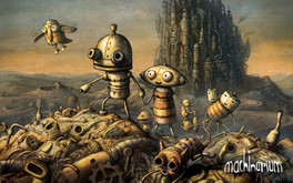 Machinarium video