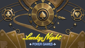 Lucky Night: Poker Games