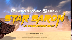 STAR BARON – VR BEAST COMBAT GAME