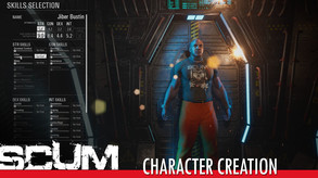 SCUM - Character Creation