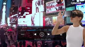 CyberLink PowerDVD 18 Ultra - Media player, video player, 4k media player, 360 video video