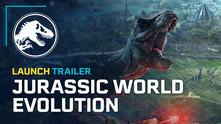 Jurassic World Evolution video