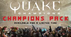 Quake Champions video