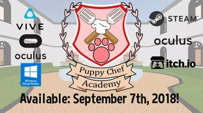 Puppy Chef Academy