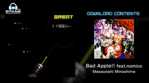 Groove Coaster - Bad Apple!! feat. nomico (DLC) video