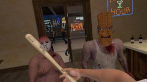 Drunkn Bar Fight on Halloween