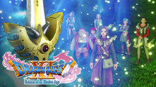 DRAGON QUEST XI: Echoes of an Elusive Age video