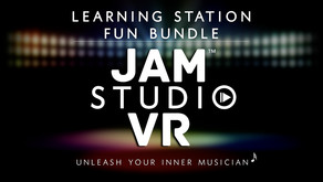 Jam Studio VR - The Learning Station Fun Bundle