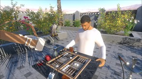 Backgammon, Chess & Checkers