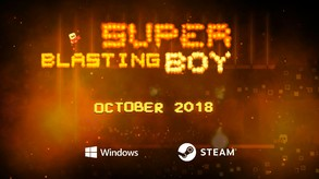 Super Blasting Boy video