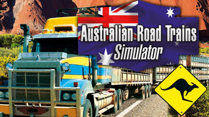 Australian Road Trains video