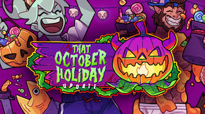 That October Holiday 18 Update