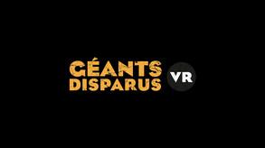 Géants disparus VR