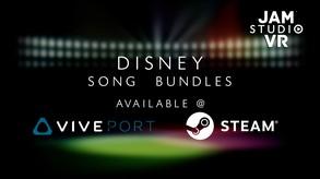 Jam Studio VR EHC - Disney Stars Bundle