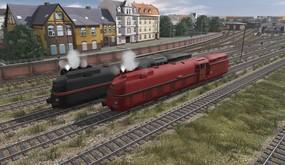 Trainz 2019 DLC - DRG Class 05 Steam video