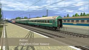 Trainz 2019 DLC - RZD-UZ-RIC Wagons video