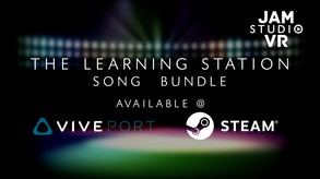 Jam Studio VR EHC - The Learning Station Song Bundle