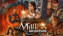 Mage's Initiation: Reign of the Elements video