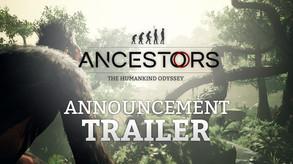 Ancestors: The Humankind Odyssey Official Announcement Trailer ESRB