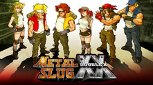 Metal Slug XX video