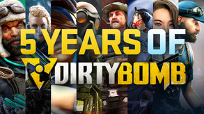 Five Years of Dirty Bomb