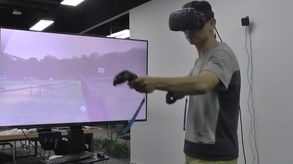 Shooting Champion VR video