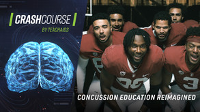CrashCourse: Concussion Education Reimagined